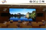 Piscina P3 Tela LED de alta definição para a reunião
