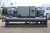 Économie d'énergie inondé de refroidissement chiller directe pour l'anodisation