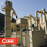 Rectifieuse à la poudre de calcite / Moulin à poudre à la calcite avec CE