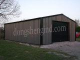 Edificio pre manufacturado de la vertiente del acero