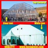 2018 алюминия ПВХ полигон в рамке на крыше палатки для Церкви 500 человек местный гость