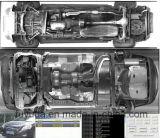 Uvss 차량 감시 스캐닝 시스템의 밑에 휴대용 높은 안전 반테러 주의