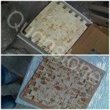 Mattonelle di mosaici di marmo di pietra naturali antiche Polished smerigliatrice per l'interiore
