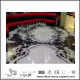 Panda White Marble for Kitchen Table Countertop & Floor Tile