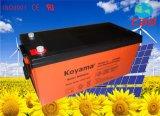 Батарея Nps250-12 цикла геля системы Гуанчжоу 250ah 12V PV глубокая