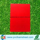 고품질 다채로운 PVC Celuka 장