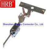 Conectores automotores femeninos del cableado de la aleación de cobre