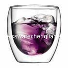 高いホウケイ酸塩の倍の壁ガラス(B-DBW06-08)