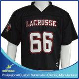 Sublimação personalizado jogo Lacrosse homens Jersey