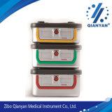 중국 (M 시리즈)에 있는 Sterilization Container 제조자에 의하여 향상된 엄밀한 메마른 컨테이너 수송 방식
