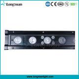 옥외 DMX 18PCS 3W RGB 3in1 LED 벽 세탁기 빛