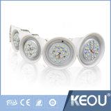 E27 B22 3W-15W 9W 12W refrescan el bulbo caliente del blanco LED