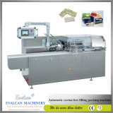 Automatische kartonierenmaschine für Flaschen-/Blasen-/Seifen-/Rollen-/Kosmetik-/Quetschkissen-/Salbe-Karton-füllende Dichtungs-Verpackungsmaschine