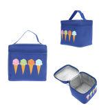 Eiscreme-gedruckte Picknick-Kühlvorrichtung-Eis-Beutel