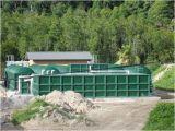 Equipo integrado del tratamiento de aguas residuales con los rotores