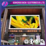 Módulo al aire libre de la visualización de LED de P6 SMD para hacer publicidad
