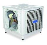 dispositivo di raffreddamento di aria evaporativo economizzatore d'energia del ventilatore di raffreddamento per evaporazione di 1.5kw 220V per ventilazione industriale