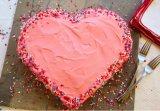 Лоток торта сердца Valentines оптовика фабрики Cm-004 Techwell большой