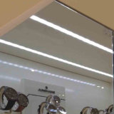 Dissipatore di calore di alluminio della Manica chiara del LED, illuminazione di alluminio dell'alloggiamento LED