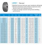Китайские покрышки легкой тележки TBR с аттестациями 265/70R19.5