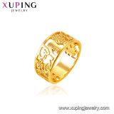 Anello reale di amore del cerchio semplice di modo di 15440 Xuping