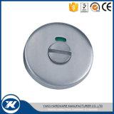 Het Slot van de Deur van het Glas van de Goede Kwaliteit van het roestvrij staal met de Bout van de Indicator