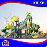 Apparatuur van de Speelplaats van de Verkoop van de Reeks van kinderen de Spelen Gebruikte Oceaan Openlucht Zachte