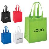 Saco promocionais sacos laminados personalizado ou saco de tecido