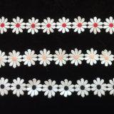 Fita do laço da flor para o envolvimento de presente ou Headband para o presente Hml086 da noiva