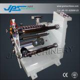 Jps-650fq Silikon-Gummi-Schaumgummi, der Rückspulenmaschine aufschlitzt