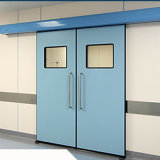 自動密閉ドアか気密のドアまたはX線のドアまたは密封されたドア