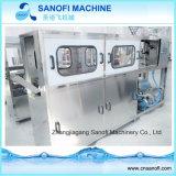 Machine d'embouteillage en plastique de l'eau minérale de choc de 5 gallons