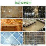 Pietra del pavimento dell'epossiresina di 35 colori e malta liquida di ceramica delle mattonelle di legno