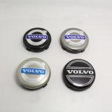 Volvoのための中心の車輪のハブ帽子カバーロゴの縁3546923