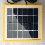 충분한 힘 6V 2W 휴대용 광전지 태양 전지판