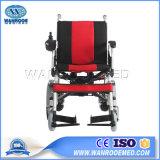 [بوه501] عادية - قوة ألومنيوم اقتصاديّة يطوي [إلكتريك بوور] كرسيّ ذو عجلات