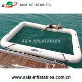 Raggruppamenti per protezione delle meduse, 10m x piscina gonfiabile di 10m grande, arena netta piena del mare di polo di acqua