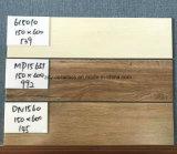 Baldosas cerámicas superficiales de madera del material de construcción de Foshan