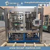 Изготовление разливая по бутылкам завода машины завалки питьевой воды качества