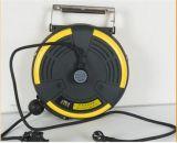 Tambour de flexible en plastique auto combinaison/tambour de flexible de ressort