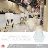 China Foshan edificio blanco de Carrara Material cerámico rústico piso de baldosas de porcelana seis esquinas (VR6N5213, 520x600mm/20''x24'')