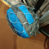 袋または盗難防止ワイヤーロープ袋の網のためのステンレス鋼ケーブルの網