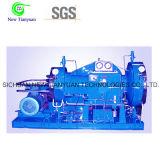 compresor del diafragma de la membrana del gas del helio de la presión de funcionamiento 0.1-2.5MPa