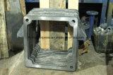 Coffre-fort de la chaleur de la fonte de la plaque de filtre