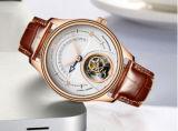 Reloj de manera automático del acero inoxidable del movimiento de la gaviota para los hombres