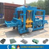 Voller automatischer hydraulische Presse-blockierenblock, der Maschine herstellt