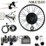 48V 1000W elektrischer Fahrrad-Naben-Bewegungsinstallationssatz mit Batterie
