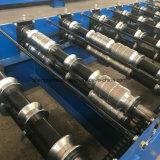Rolo de moinho de alumínio trapezoidalmente da telhadura que dá forma à maquinaria