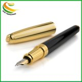 Высокое качество ролика Металлические элементы ручки управления канцелярские пера для бизнеса