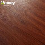 Tratamiento de la superficie de color simple antideslizamiento piso vinílico de PVC